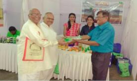 Exhibition participation for Vegmart
