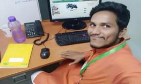 On the job training at ATFEM Khetigaadi Pvt. Ltd.
